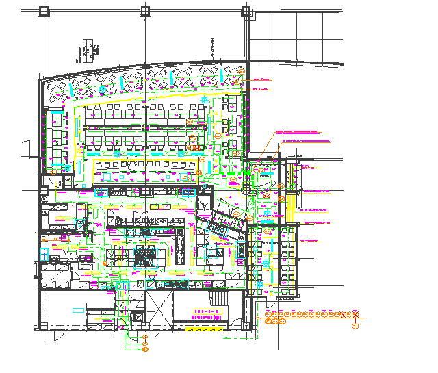 電気設備施工図